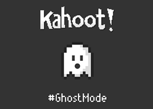 Taking a Look at Kahoot Ghost Mode