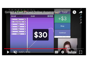 Gimkit a Fast Paced Online Assessment Tool For Your Classroom or PD