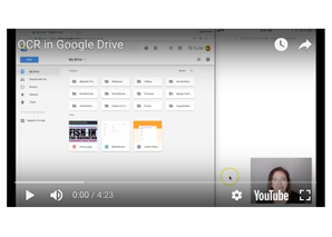 OCR is hiding out in Google Drive here is how to access it